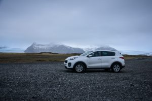 islande conduire lagoon rental car