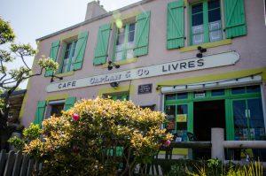 Finistère LOCQUIREC Baie de Morlaix caplan