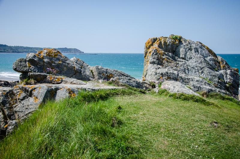 Finistère LOCQUIREC Baie de Morlaix