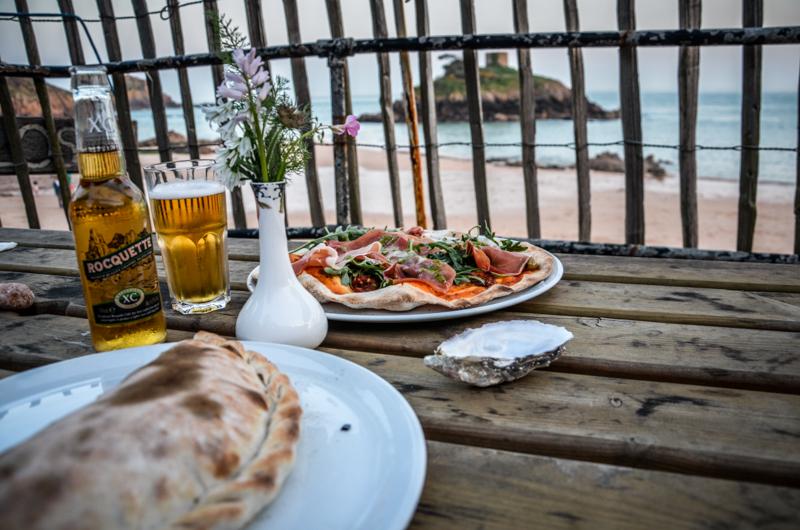 The Portelet Bay Café Jersey