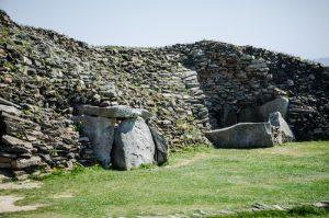 Cairn de Barnenez plougasnou bretagne
