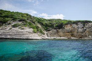 plage bonifacio