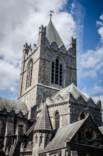 cathedrale christ church dublin