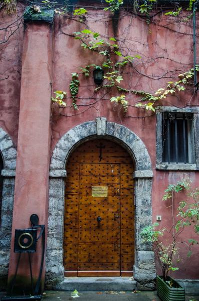 lyon façades