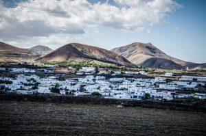 yaiza village lanzarote