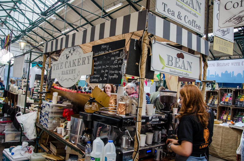 St george market Belfast