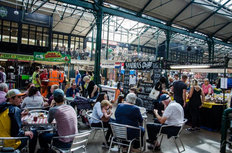 belfast st george market