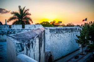 remparts-campeche-mexique