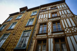 rennes façades