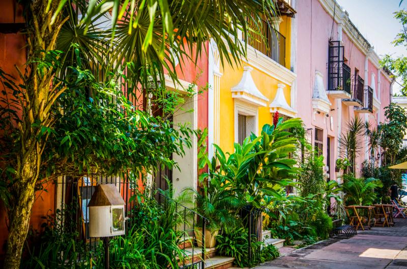 rue valladolid mexique