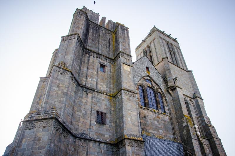 Cathédrale Dol de Bretagne