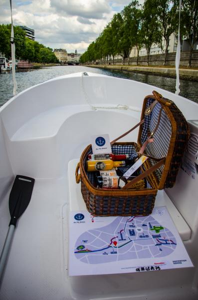 les p'tits bateaux rennes