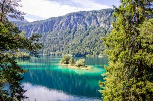 Eibsee baviere lac