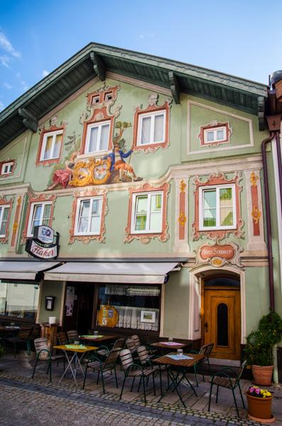 Garmish-Partenkirchen baviere