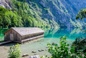 cabane Obersee baviere