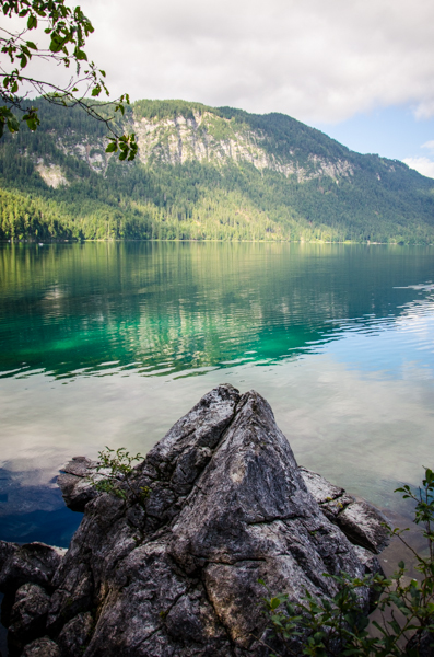 eibsee lac baviere