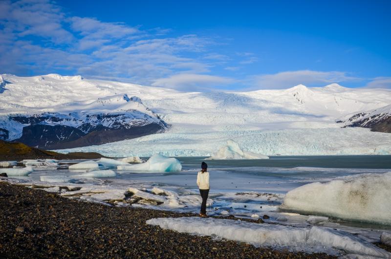 Fjallsárlón islande