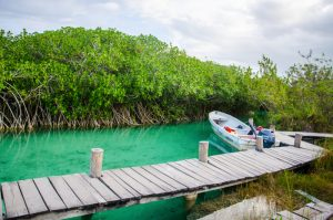 bateau réserve de sian ka an