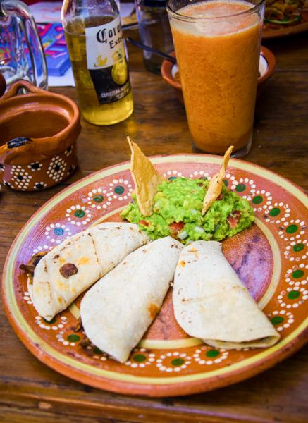 cuisine mexicaine tulum
