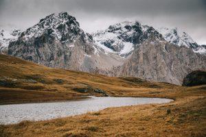 lac des cerces randonnee