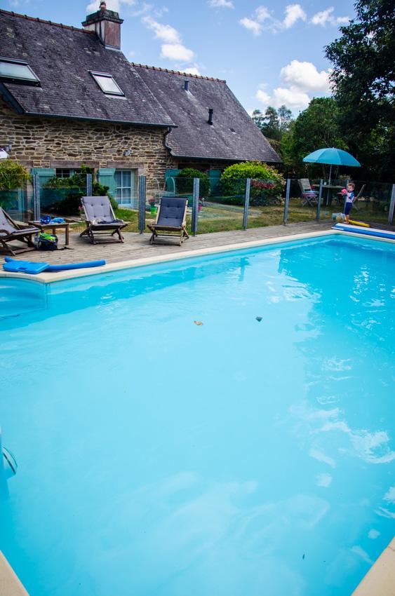 piscine logement quimperlé