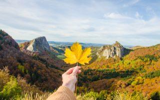 auvergne automne