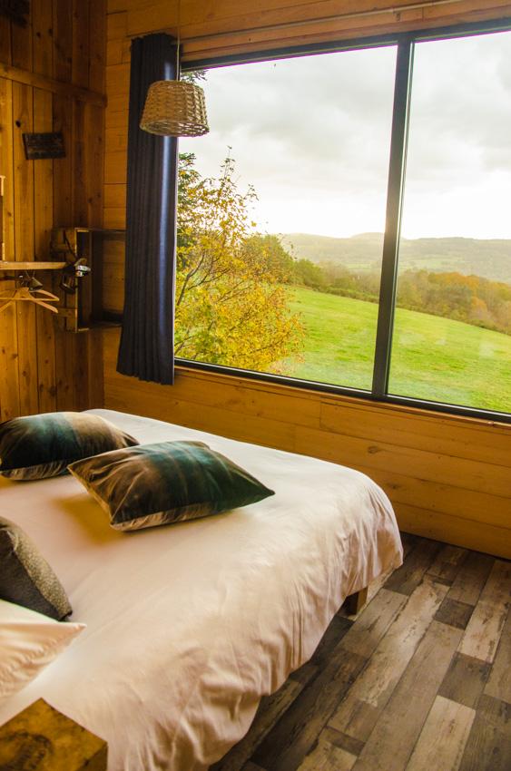 chambre Volca Lodge