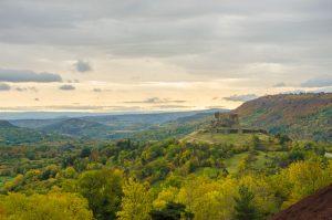 chateau de Murol auvergne
