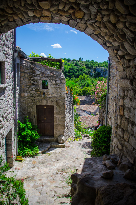 village-labeaume-ardeche