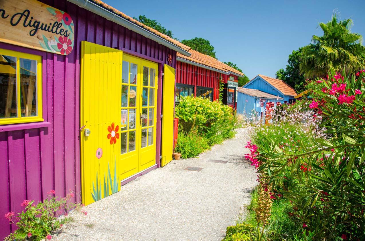 village-artistes-chateau-oleron