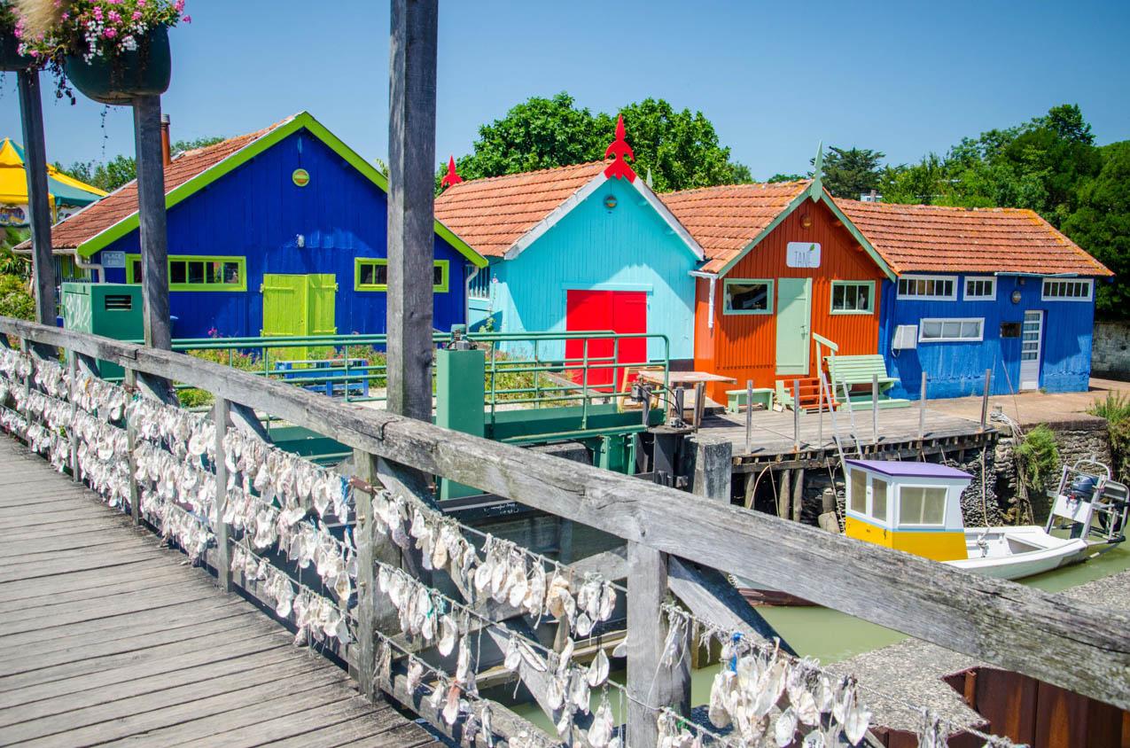 village-couleur-chateau-oleron